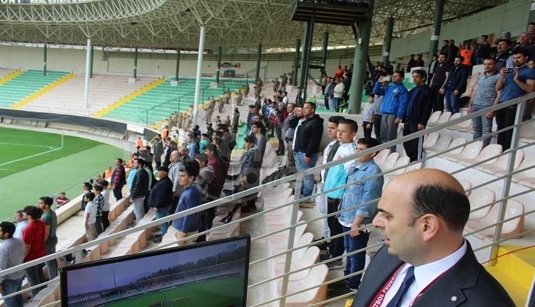 Türkiye - İsveç U21 milli maçında şok olay