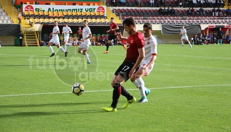 Türkiye U21 Milli Takımı, Malta'yı 4-2 mağlup etti