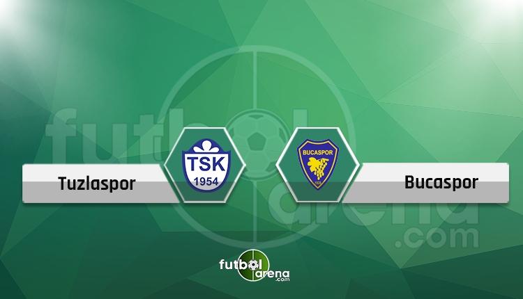 Tuzlaspor - Bucaspor maçı (CANLI) - Hangi kanalda?