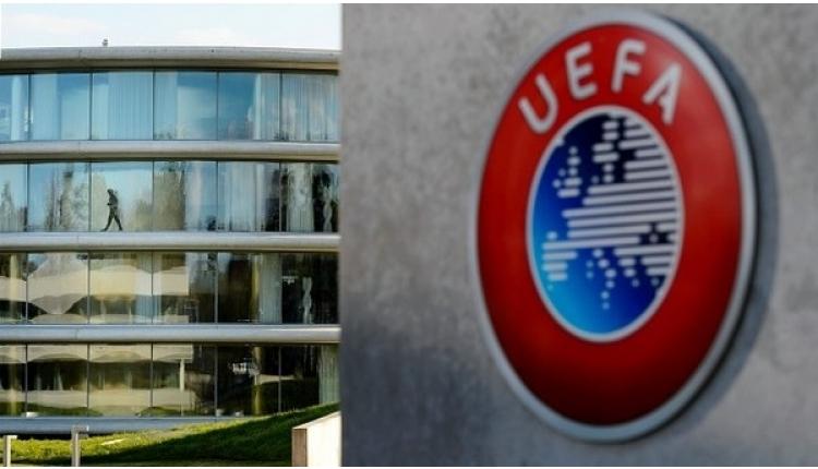 UEFA'dan Galatasaray'a denetim cezası