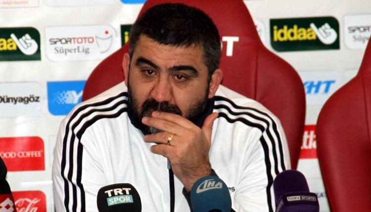 Ümit Özat futbolcularını suçladı: