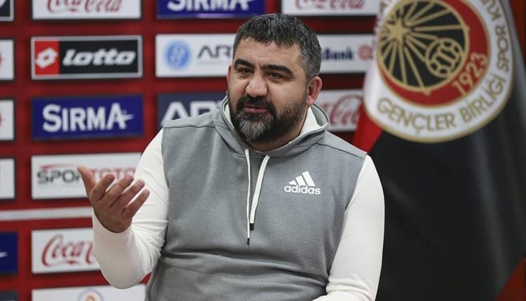 Ümit Özat'ın Süper Lig'de kalma planı: '40-43 puan'