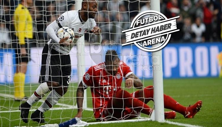 Vagner Love Bayern Münih'e gol attı, 45 yıl sonra Beşiktaş başardı