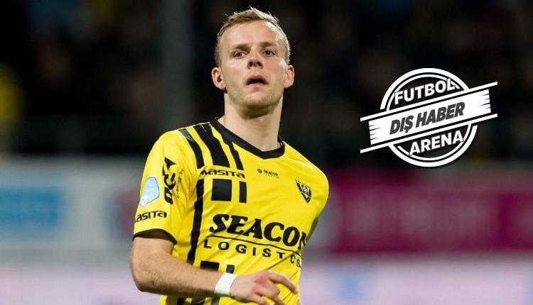 Venlo'nun golcüsü Lennart, Lösemi hastasına umut oldu