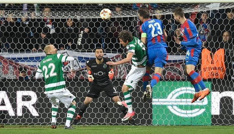 Viktoria Plzen 2-1 Sporting Lizbon maç özeti ve golleri (İZLE)