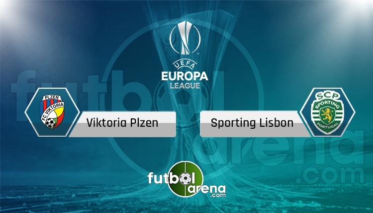 Viktoria Plzen - Sporting Lizbon maçı Tivibuspor 5 canlı ve şifresiz İZLE