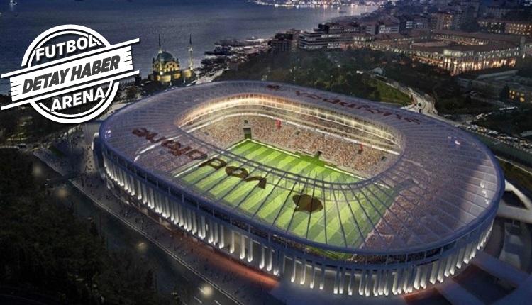 Vodafona Park ve Beşiktaş taraftarlarına Avrupa hayran oldu