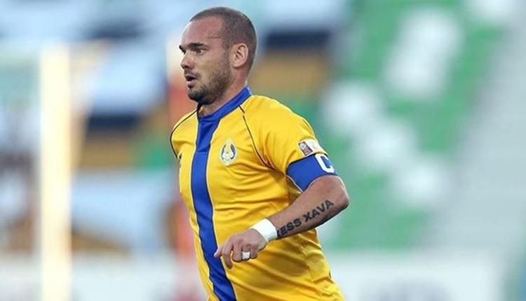 Wesley Sneijder, Eskişehirspor için video