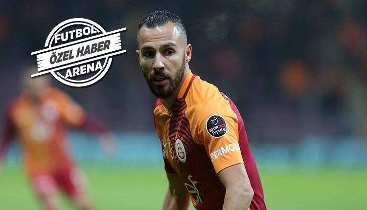 Yasin Öztekin için Galatasaray'da zam kapısı kapandı