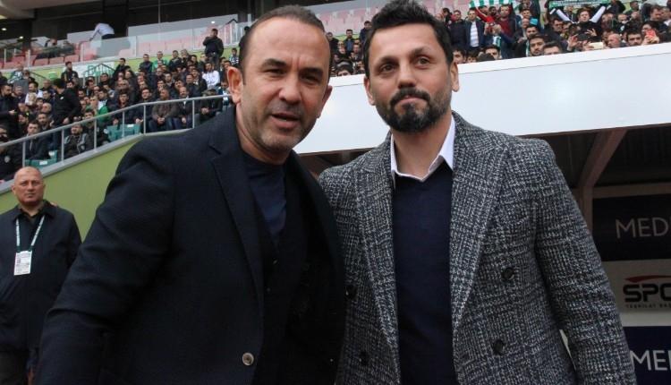 Yeni Malatyaspor teknik direktör gönderiyor