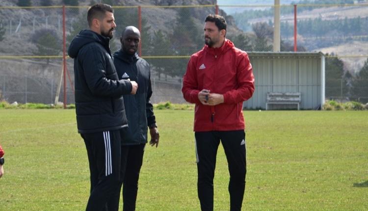 Yeni Malatyaspor'da Erol Bulut: 'Sezon sonuna kadar buradayım'