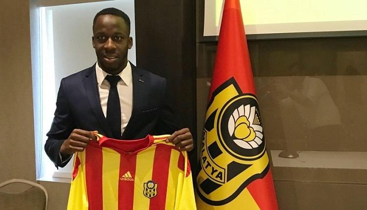 Yeni Malatyasporlu Cissoko: 'Favorim Galatasaray'