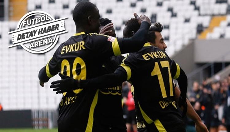 Yeni Malatyaspor'un Süper Lig'deki çarpıcı istatistiği