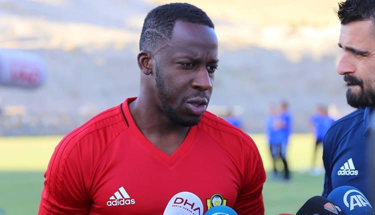 Yeni Malatyaspor'un yıldızı Aly Cissokho sakatlandı!