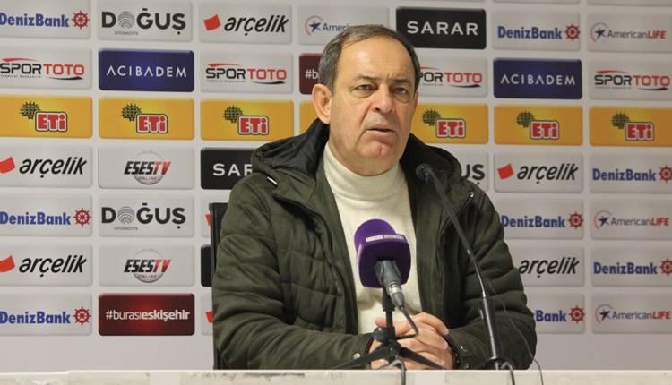 Yücel İldiz: '2 hatadan 2 gol yedik'