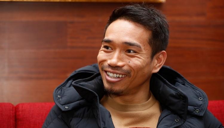 Yuto Nagatomo, Galatasaray Dergisi'ne konuştu