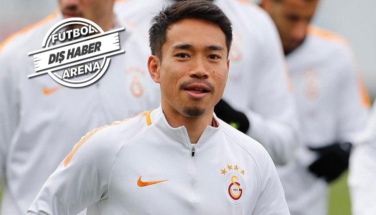 Yuto Nagatomo için Galatasaray'dan istenen bonservis