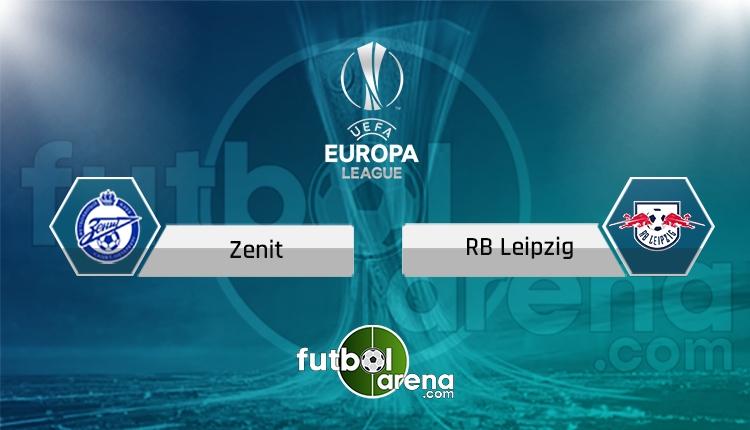 Zenit - Leipzig maçı Tivibuspor 3 canlı ve şifresiz İZLE