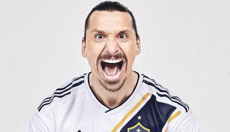 Zlatan Ibrahimovic resmen LA Galaxy'de