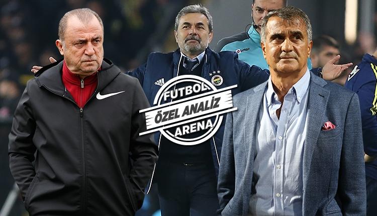 Süper Lig'de 28. haftaya lider giren takımlar şampiyon oluyor mu?