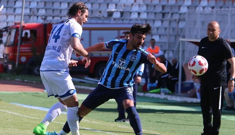Adana Demirspor 2-3 Erzurumspor maç özeti ve golleri (İZLE)