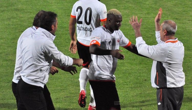 Adanaspor 2-1 Samsunspor maç özeti ve golleri (İZLE)