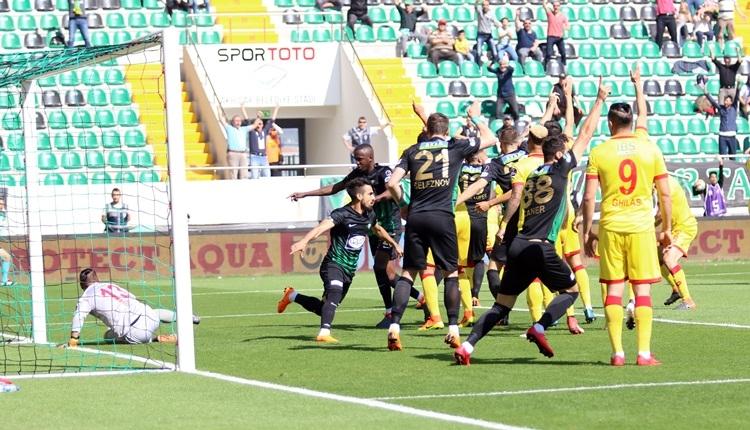 Akhisarspor 1-1 Göztepe maç özeti ve golleri (İZLE)
