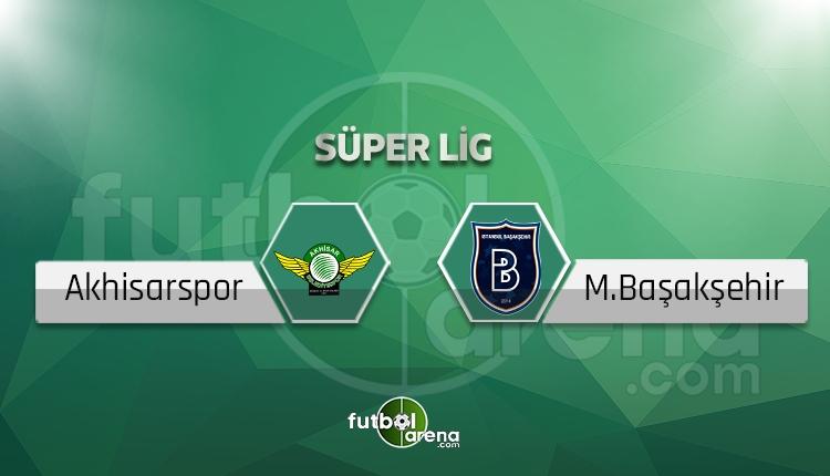 Akhisarspor - Başakşehir beIN Sports şifresiz izle