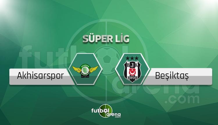 Akhisarspor Beşiktaş BeIN Sports canlı şifresiz izle