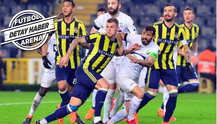 Akhisarspor'a Fenerbahçe piyangosu
