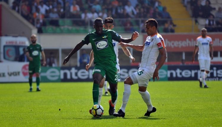 Alanyaspor 3-1 Akhisarspor maç özeti ve golleri İZLE