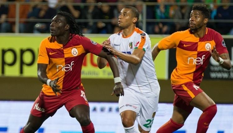 Alanyaspor 2-3 Galatasaray maç özeti ve golleri (İZLE)