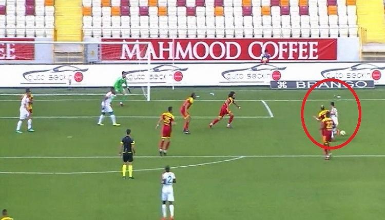 Alanyaspor'da Emre Akbaba'nın Yeni Malatyaspor maçında penaltı beklentisi