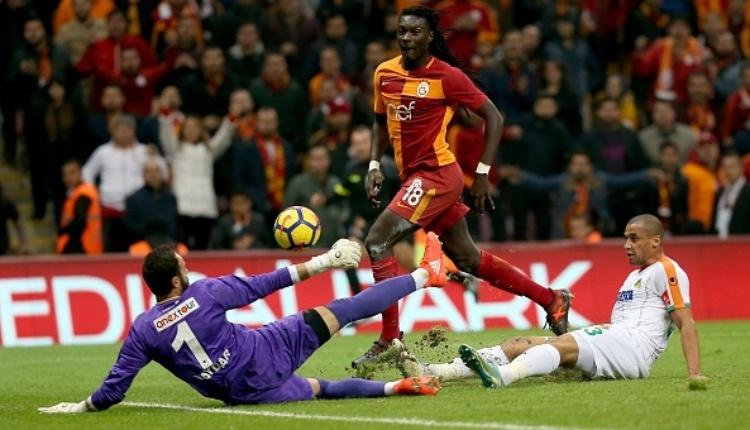 Alanyaspor-Galatasaray maçına yabancı damgası