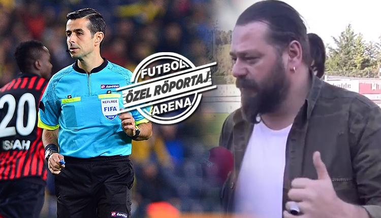 Ali Aydın: 'Mete Kalkavan istifa etmek için neyi bekliyor?'