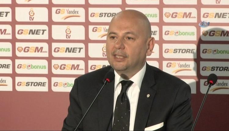 Ali Öğüdücü'den Galatasaray'a 450 bin TL'lik tazminat davası