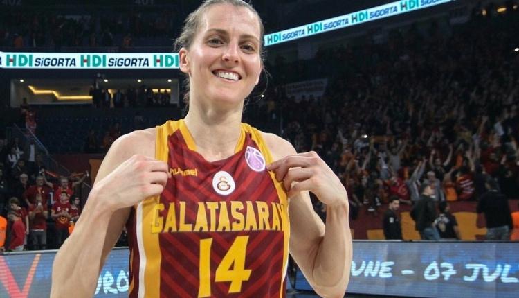 Allie Quigley, Yakın Doğu Üniversitesi play off serisinde oynamayacak
