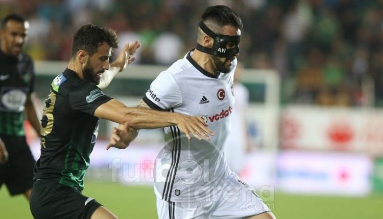 Alvaro Negredo'nun Akhisarspor maçındaki golü İZLE