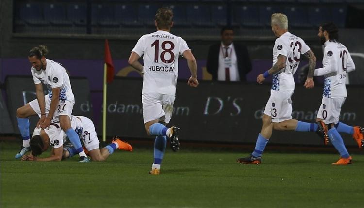 Osmanlıspor 3-3 Trabzonspor maç özeti ve golleri (İZLE)