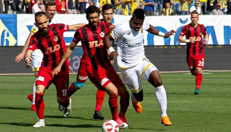 Ankaragücü 4-0 Gazişehir Gaziantep maç özeti ve golleri İZLE