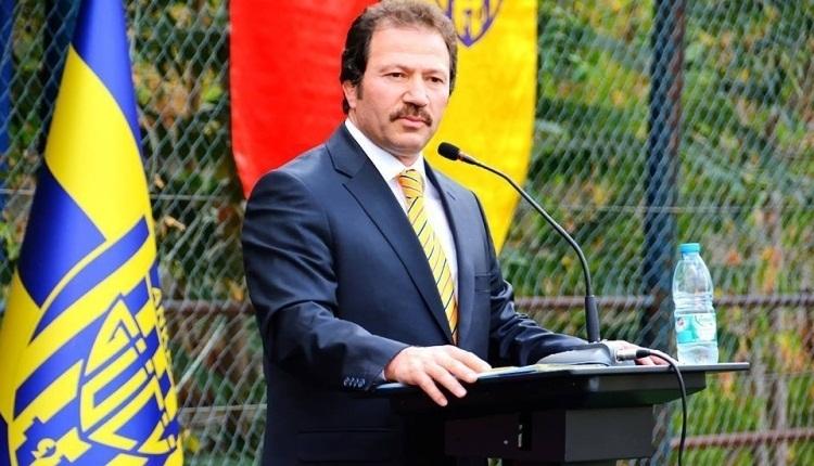 Ankaragücü'ne 1 maç seyircisiz oynama cezası! Mehmet Yiğiner'e 1 yıl men