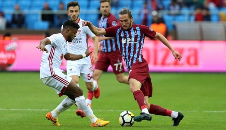 Antalyaspor 1-2 Trabzonspor maç özeti ve golleri (İZLE)