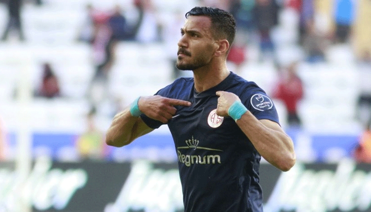 Antalyaspor ilki başardı! Gol yükünü sırtlayan futbolcu