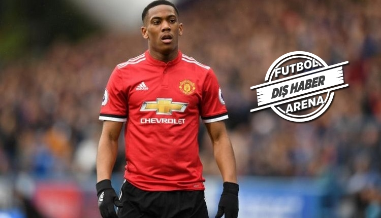 Anthony Martial, Manchester United'dan ayrılacak mı?