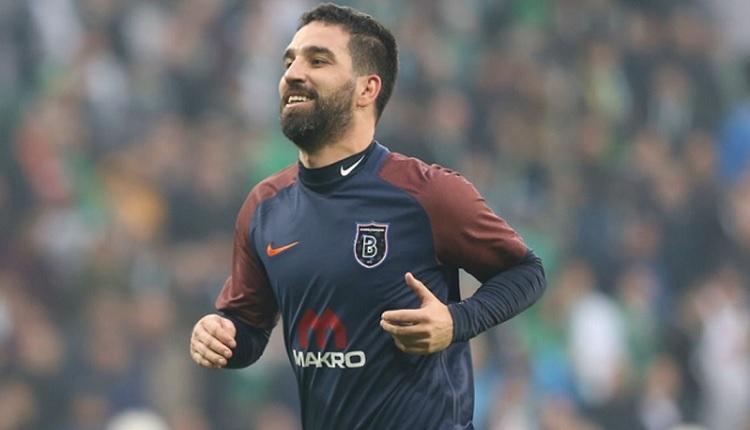 Arda Turan'ın Başakşehir - Kayserispor maçında attığı golü (İZLE)