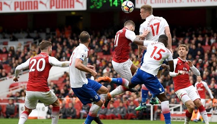 Arsenal 3-0 Stoke City maç özeti ve golleri (İZLE)