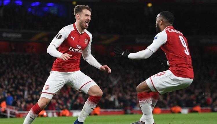 Arsenal 4-1 CSKA Moskova maç özeti ve golleri (İZLE)