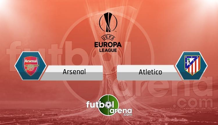 Arsenal Atletico Madrid TRT Spor canlı şifresiz izle