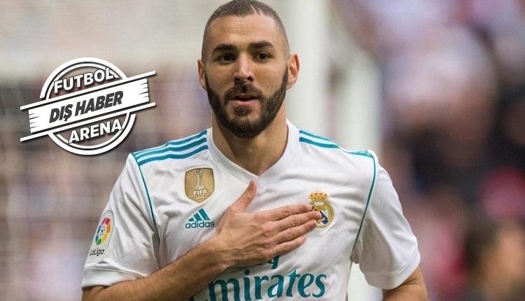 Arsenal ile Real Madrid arasında Karim Benzema pazarlığı