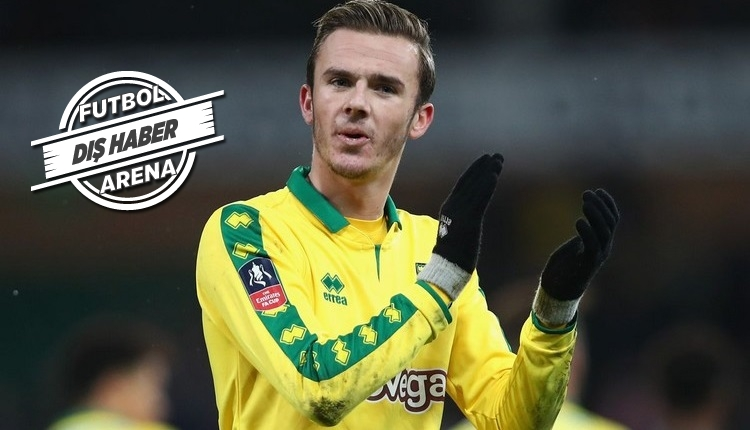 Arsenal, Tottenham ve Manchester City'nin James Maddison yarışı